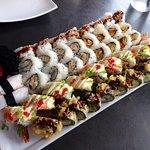 Fabulous Sushi Tray