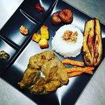 Colombo de porc façon Food'épices