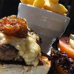 Vintage Cheddar Burger