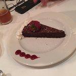 Flourless chocolate nemesis cake