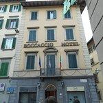Photo de Hotel Boccaccio