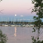 Monty Bay Marina-our view