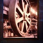 Ausstellung über Stahl