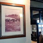 Looking inside towards the bar. Lovely photos of how life was in Parkgate