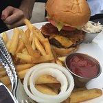 Boathouse burger & fries