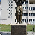 Statue of Sir Vivian Richards