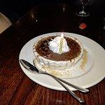 Birthday Chocolate Torte - Delicious