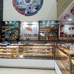 Food items - taste & quality - only avl at Sweetmagic
