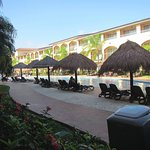 Foto de Sandos Playacar Beach Resort