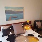Teak Room / double bed