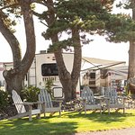 Foto de Harborview Inn & RV Park