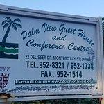 Foto de Palm View Guest House & Conference Center