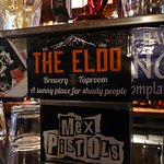 The Eldo Brewery and Happy Trail's Cafe Foto