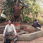 Statue of Jeevanjee