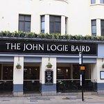 Wetherspoon John Logie Baird