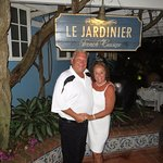 Want a meal to die for? Le Jardinier at Sandals® Royal Caribbean