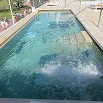 der neue Infinity-Pool