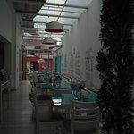 Una Cafetería del hotel