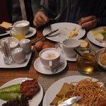 Наш завтрак)