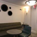 """Comfy"" Executive Lounge"