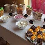 Frühstücksbuffet vom 29. Januar 2017