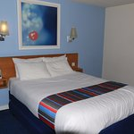 Travelodge bedroom