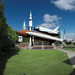 U.S. Space and Rocket Center - home of Space Camp.  only minutes away