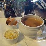 La soupe de poisson idéale pour se réchauffer !