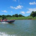 long boat ride