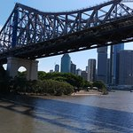 Story Bridge from the deck