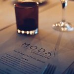 Moda-perfect for an intimate dinner, business lunch or group function. We like to accommodate!