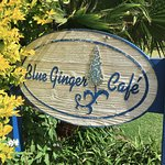 ‪Blue Ginger Cafe‬