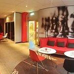 Hotel Ibis Stockholm Spanga Aufnahme