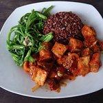 Photo de Felice's Vegetarian Restaurant