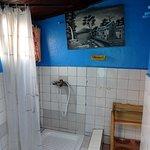 Salle de bain commune