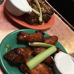 Best wings in Conshy!!! Thai Peanut wings are a must try...