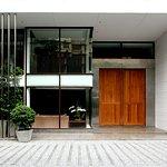 LUXX Langsuan entrance