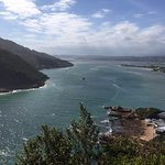 Knysna from the heads