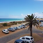 Jeffreys Bay main beach