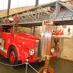 TL2 of the Johannesburg Fire Department