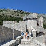 ミンチェタ要塞とスルジ山
