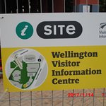 Foto de Wellington i-SITE Visitor Information Centre