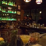 Loved the bar/restaurant. Great drinks and good ambiance. Cool bartenders.