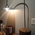 Pretty unique lamp