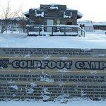 Downtown Coldfoot, Alaska