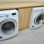 Washing machine with drying function