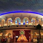 Entrance to Caesars Atlantic City Casino