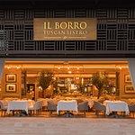 Il Borro Covered Terrace