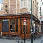Au Soleil. Superb Cafe.