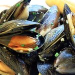 it's fresh. it's beautiful, it's clean and it's New Zealand mussels